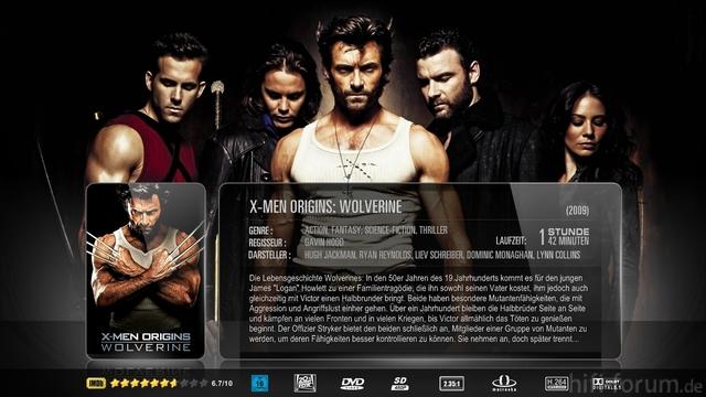 Wolverine Mkv Sheet