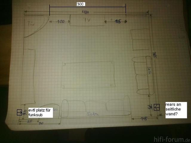 Wg Wohnzimmer Grundrisse