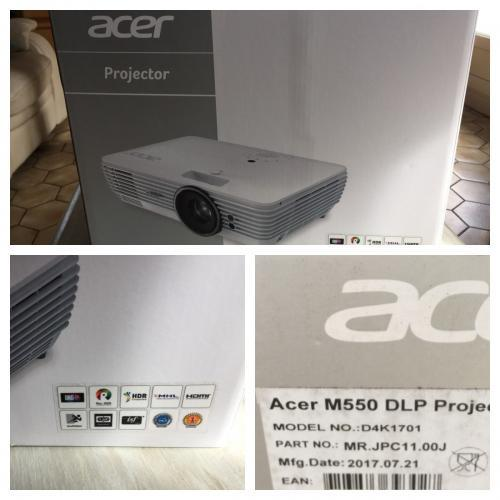 acer M550 PJHC.FR