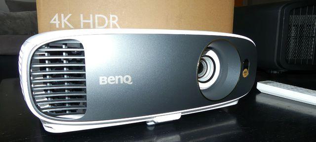 BenQ W1720 : W1700 nachfolger ohne Lichtrahmen, Projektoren