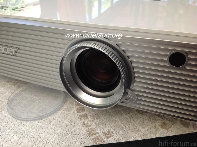 K750 Lens