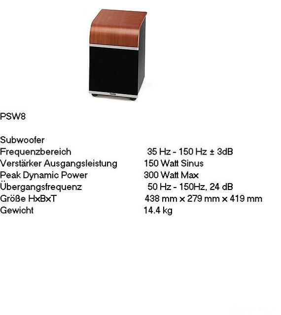 Classia PSW8