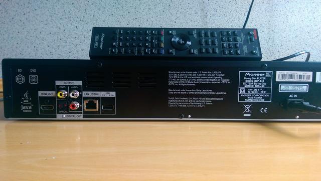 Pioneer BDP440