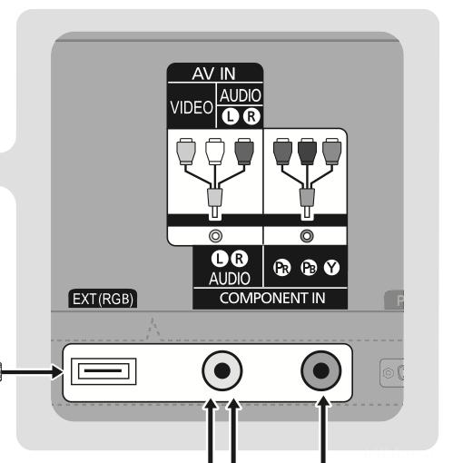 UE40C6880-Interface