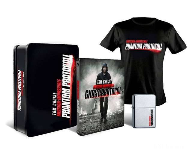 Big  Mission Impossible Phantom Protokoll Ultimate Edition Newsbild 01