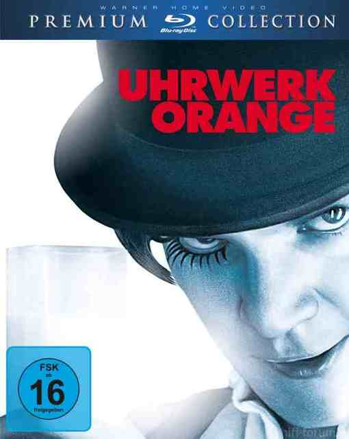 Uhrwerk Orange Premium Col 660