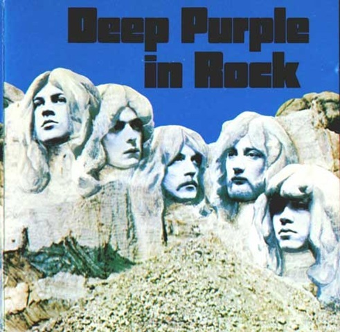 Deep Purple In Rock A