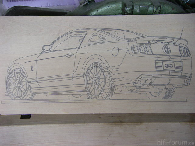 Ford Mustang Shelby GT 500 2