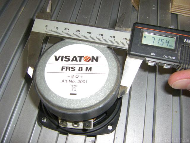 FRS8M Magnet