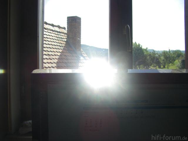 Wenn Die Sonne Am Zenit Nervt...