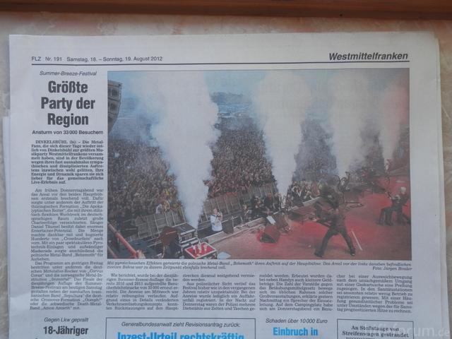 Zeitung Lesen...