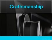 Craftsmanship On