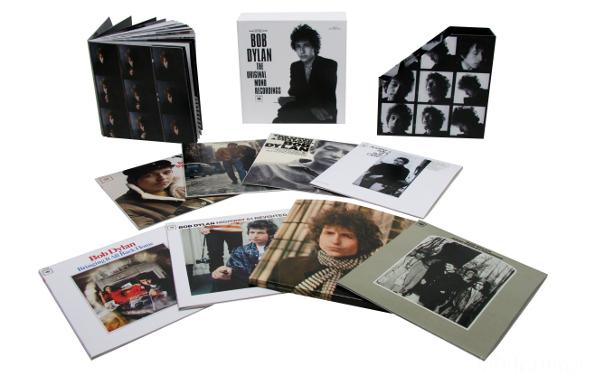 Bob Dylan Mono Box 595x376