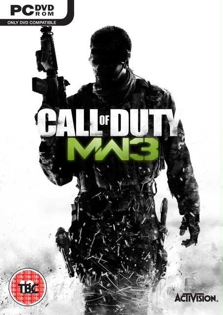 Cod Mw3 Cover