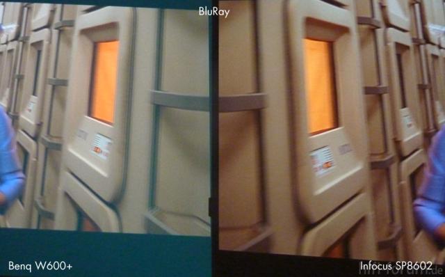 Vergleich BluRay 3