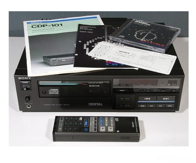 Sony Cdp 101 11