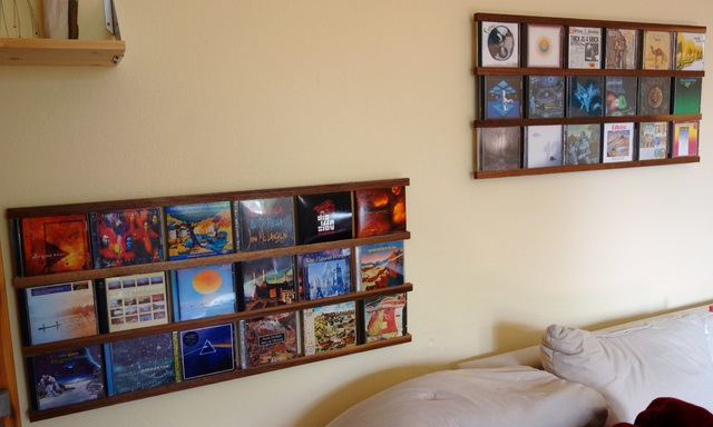 cd regal mit cover als front cd wall alternative diy sonstiges hifi forum. Black Bedroom Furniture Sets. Home Design Ideas
