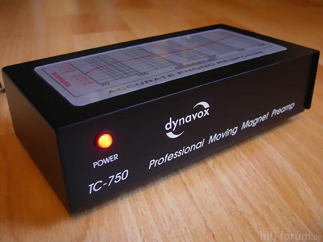 Dynavox TC-750