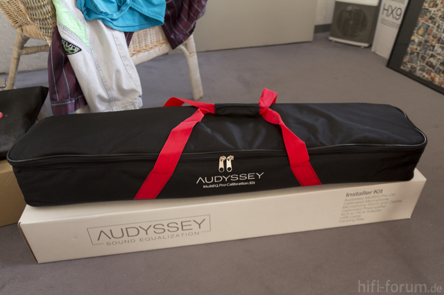 Audyssey Installer Kit