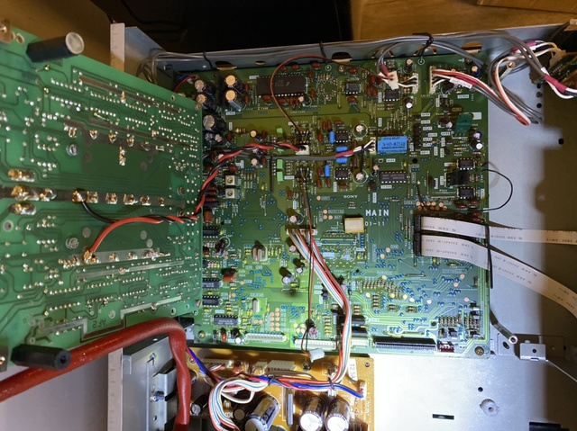 Sony DTC 670 Swoboda Innen