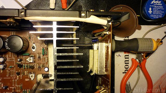 STK 8050 Festschrauben Durch Löcher In Platine