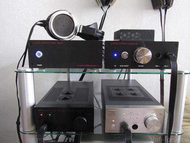 HybridAmp, SRM-007t II, SRM-T1S