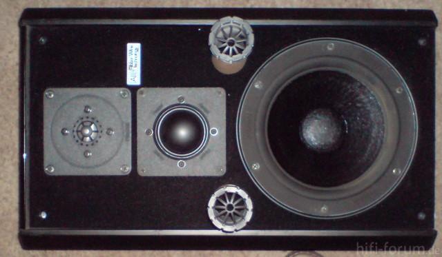 Magnat MSP 100 Schwarz