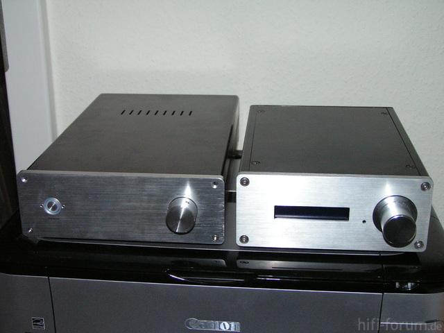 TA2022 + Vorverstärker