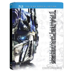 Transformers Revenge Of The Fallen Steelbook CA ODT