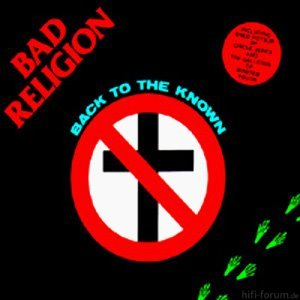 Bad Religion   Back To The Known   Cover