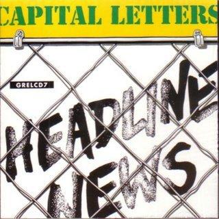 Capital Letters Headline News