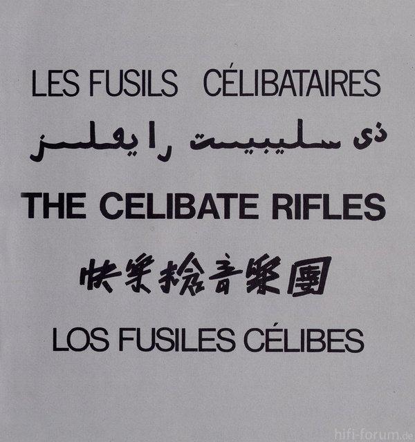 Front Celibate 84