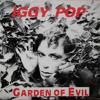 IGGY POP   Garden Of Evil (Front)