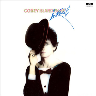 REED Lou 1976 CONEY ISLAND BABY Jpg Conney