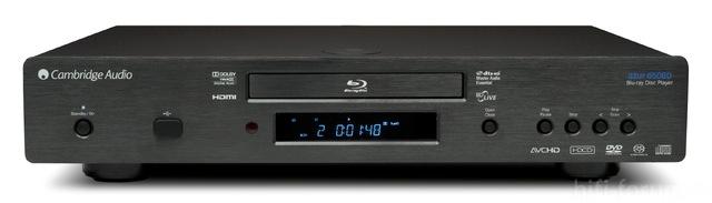 Cambridge Audio Azur 650BD