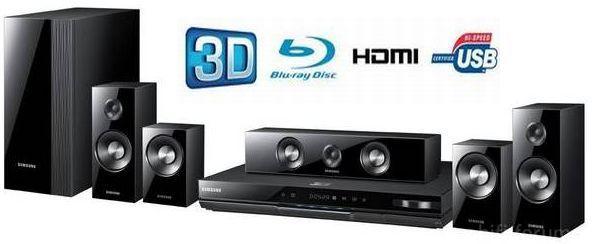 Samsung Set Heimkino 3d Ht D5500zf