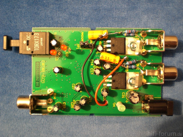 ADA24 Passiv Mod Pcb Top