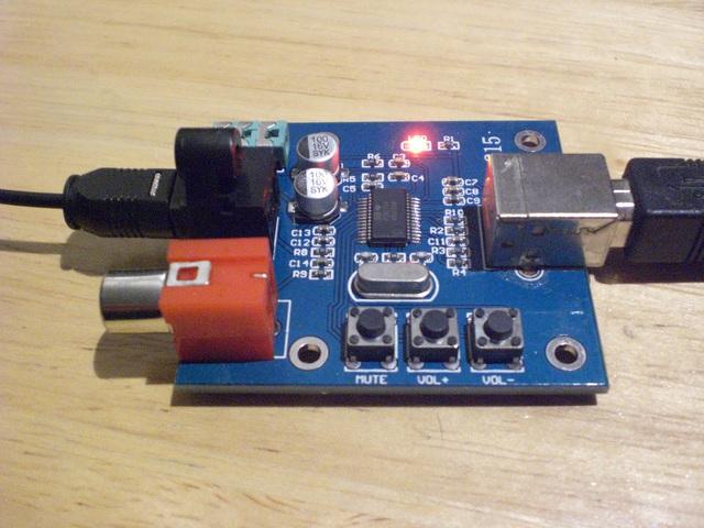 PCM2704-USB-DAC