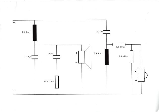 Hilfe bei Boxen-Bausatz-Schaltplan, Lautsprecher - HIFI-FORUM