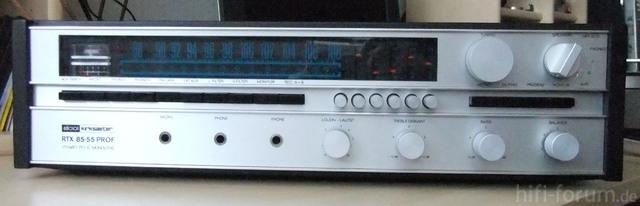 Kirksaeter RTX 85-55 Prof. - Front
