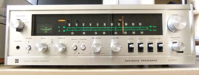 National-Panasonic SA-5800 (1)