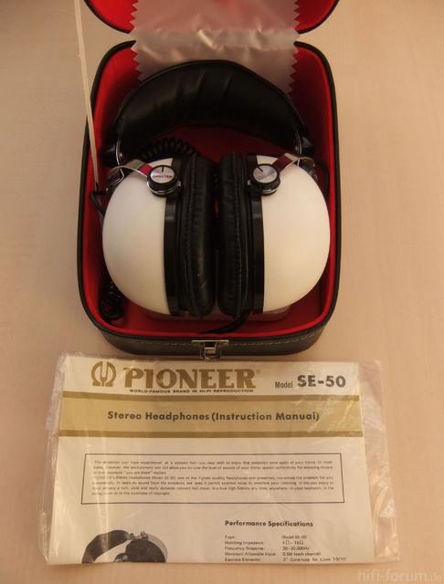 Pioneer SE 50