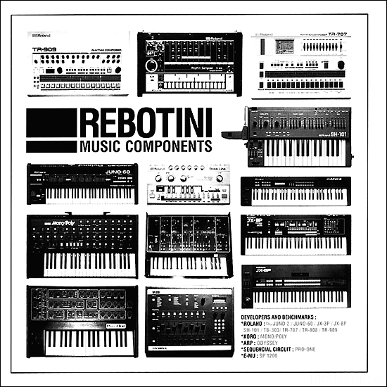 Reviews Cd Rebotini