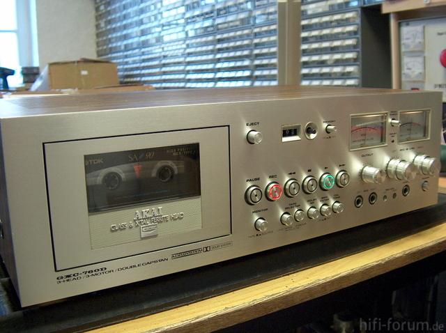 Akai GXC 760 D