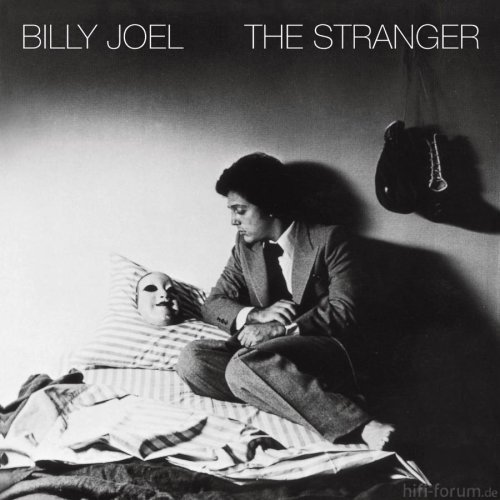 Billy Joel   The Stranger Groß