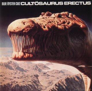 Blue Öyster Cult   Cultösaurus Erectus