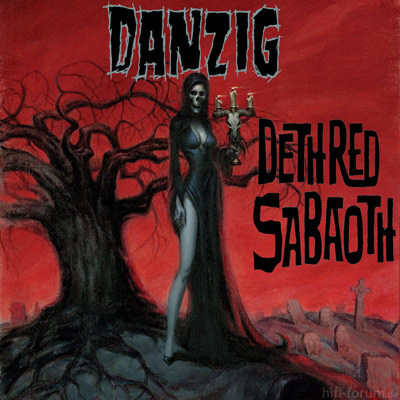 Danzig   Deth Red Sabaoth