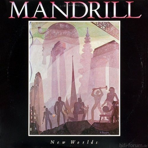 Mandrill   New Worlds
