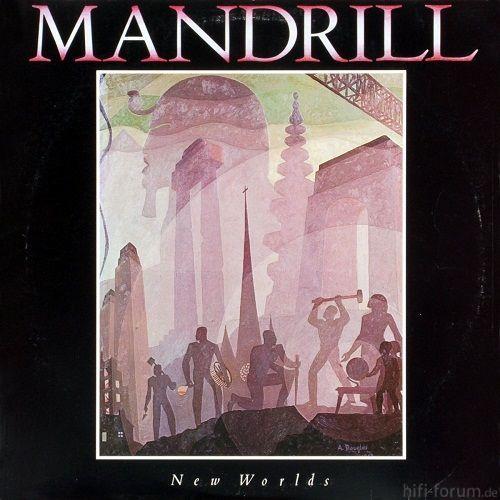 Mandrill   New Worlds