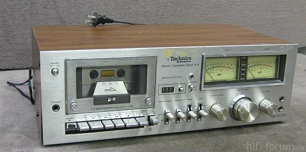 Technics RS 631